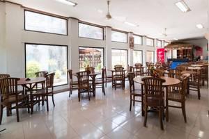 Mahajaya Hotel Bali - Ruang makan