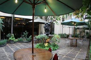 Oasis Amir Hotel Jakarta - Around Hotel/ Garden View