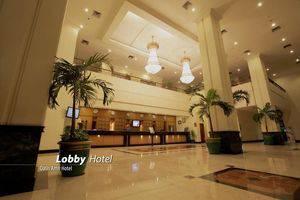 Oasis Amir Hotel Jakarta - LOBBY
