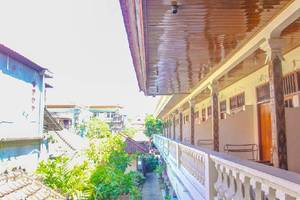 Bali Manik Beach Inn Bali - pemandangan sisi