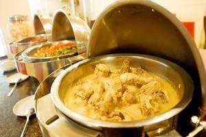 Ranez Inn Tegal - Menu sarapan