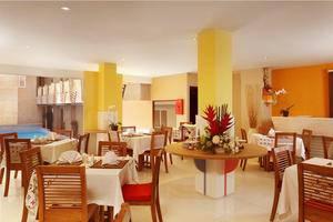 Rivavi Kuta Beach Hotel Bali - Restoran