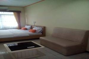 Simply Homy Guesthouse Pasteur Bandung - tempat tidur