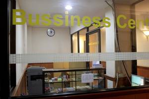 Jelita Hotel Banjarmasin - Business Centre