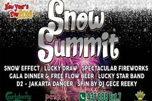 Crown Vista Batam - Snow Summit 2016