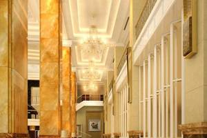 Hotel Adimulia Managed By Topotels Medan - Lobi