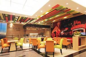Royal City Hotel Jakarta - Restaurant