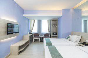 Royal City Hotel Jakarta - Deluxe Saphier (2 bed kecil) untuk 2 orang