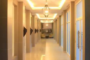 Pesonna Hotel Pekalongan Pekalongan - Corridor