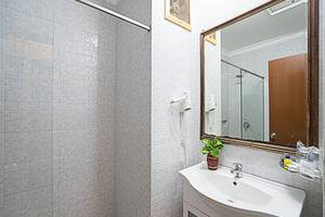 Royal Orchids Garden Hotel Malang - Superior Shower Room