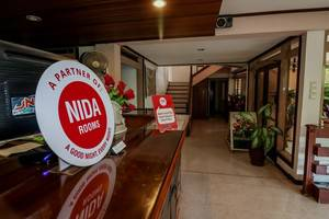 NIDA Rooms Kalibokor 108 Marvel City - Resepsionis