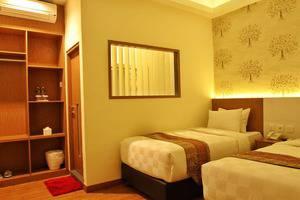 Deivan Hotel Padang - Superior Twin