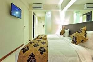 Solaris Hotel Bali - Kamar tamu