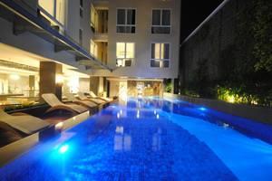 Solaris Hotel Bali - Kolam Renang