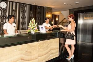 Solaris Hotel Bali - Depan kantor Departemen
