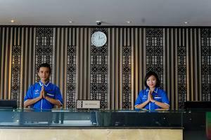Solaris Hotel Bali - Reception