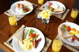 Paragon Hotel Seminyak - Makanan dan minuman
