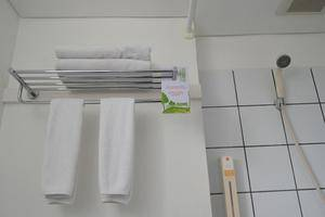 Malaka Hotel Bandung - Bathroom Amenities