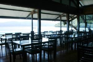 Gapang Beach Resort Sabang - Restoran
