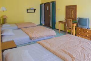 Foresta Inn Tretes - Bed
