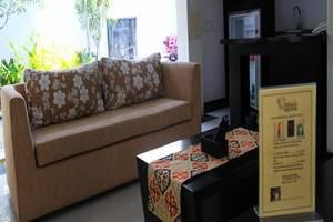 Grand La Villais Hotel & Spa Seminyak - Ruang tamu