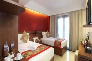 Grand La Villais Hotel & Spa Seminyak - Kamar Deluxe