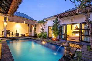 Grand La Villais Hotel & Spa Seminyak - 1 Bedroom Villa dengan Kolam Renang Pribadi