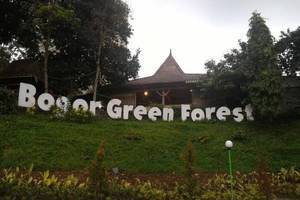 The Forest Hotel Bogor - Tampilan Luar Hotel