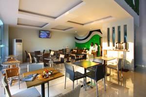 Sumi Hotel Semarang - Ruang makan