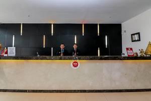 NIDA Rooms Gedung Plaza Central Pekanbaru - Resepsionis