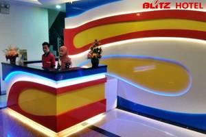 Blitz Hotel Batam - Resepsionis