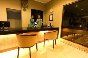 Cakra Kusuma Hotel Yogyakarta - Lobby