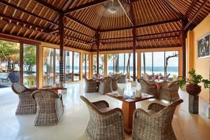 Nirwana Resort Bali - Restoran