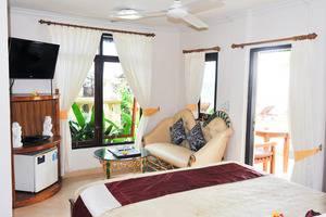 The Bali Shangrila Beach Club Bali - Ruang tamu Kamar Studio
