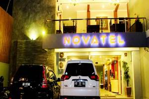 Hotel Novatel Yogyakarta - Tampilan Luar Hotel