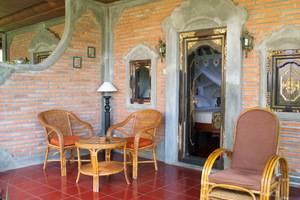 Bunga Permai Hotel Bali - Teras