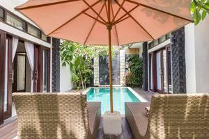 RedDoorz Villa @ Mertasari Sanur Bali - Kolam Renang