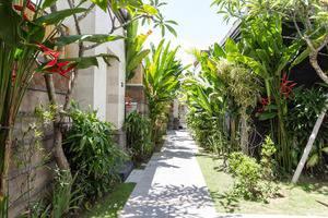 RedDoorz Villa @ Mertasari Sanur Bali - Eksterior