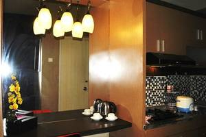 The Suites @Metro A08-15 By Homtel Bandung - Dapur