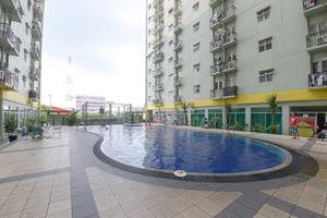 The Suites @Metro A08-15 By Homtel Bandung - SWIMMINGPOOL