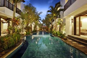 Seminyak Town House Bali - Foto utama