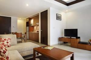 Seminyak Town House Bali - Ruang tamu
