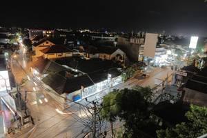 Puri Dibia Hotel Bali - pemandangan