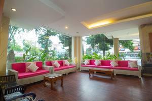 Puri Dibia Hotel Bali - Lobby