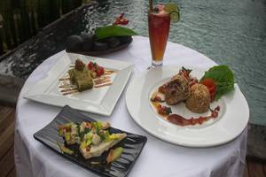 Liyer House Bali - Makanan dan minuman