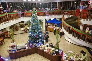 Klub Bunga Butik Resort Batu - Restaurant