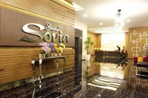 Grand Sovia Bandung - lobi