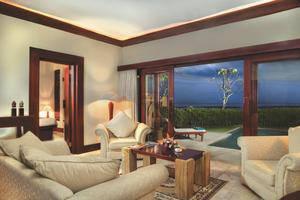 Discovery Kartika Plaza Hotel Bali - Villa - Ruang Tamu