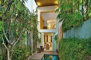 Huu Villas Bali - Kolam Renang