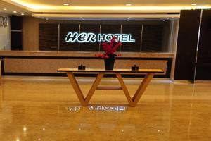 Her Hotel & Trade Center Balikpapan - Interior